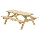 Afbeelding van Balkon picknicktafel 60cm